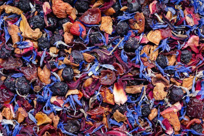 Apple & Blueberry Tea Blend by Twist Teas