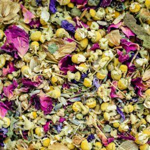 Chamomile Yawn Tea Blend by Twist Teas
