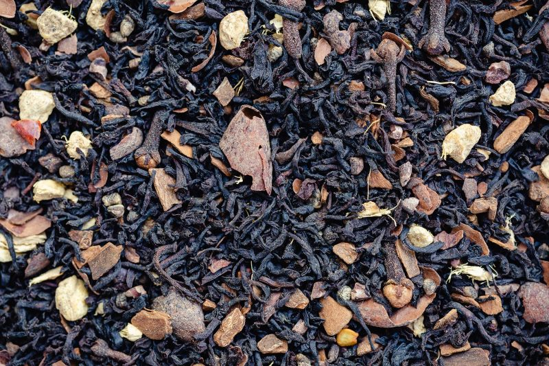 Chocolate Chai Tea Blend by Twist Teas