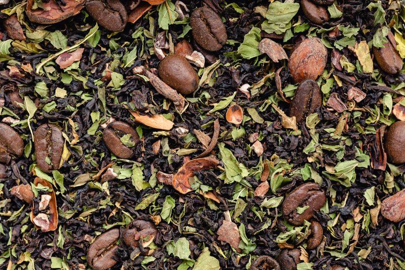 Choffee Mint Tea Blend by Twist Teas