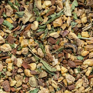 Ginger Snap Tea Blend by Twist Teas