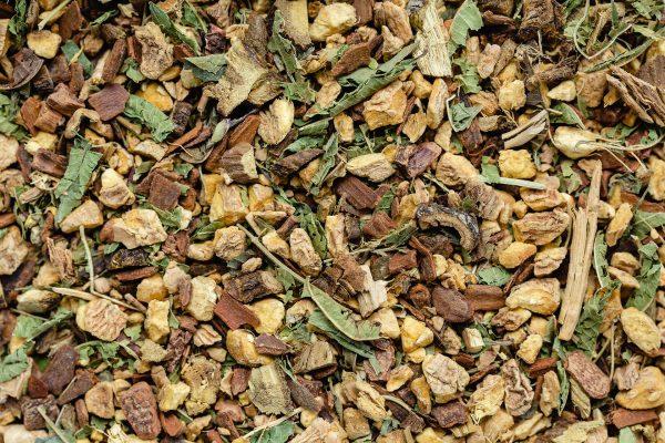 Ginger Snap Tea Blend by Twist Teas