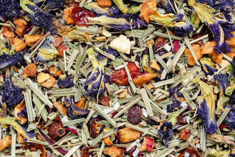 Lemongrass & Coconut Tea Blend by Twist Teas
