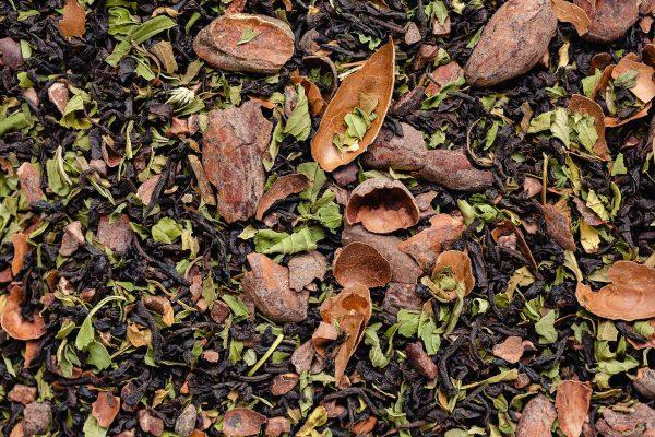 Mint Choc Chip Tea Blend by Twist Teas