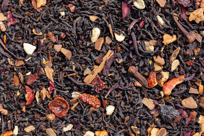 Orange Chai Tea Blend by Twist Teas