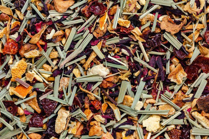 Orange & Lemon Tea Blend by Twist Teas