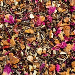 Passionfruit & Rose Tea Blend by Twist Teas
