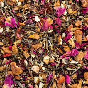 Passionfruit & Rose Tea Blend by Twist Teas