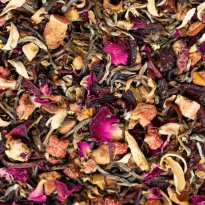 Strawberry & Rose Tea Blend by Twist Teas