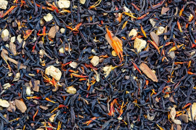 Vanilla Chai Tea Blend by Twist Teas