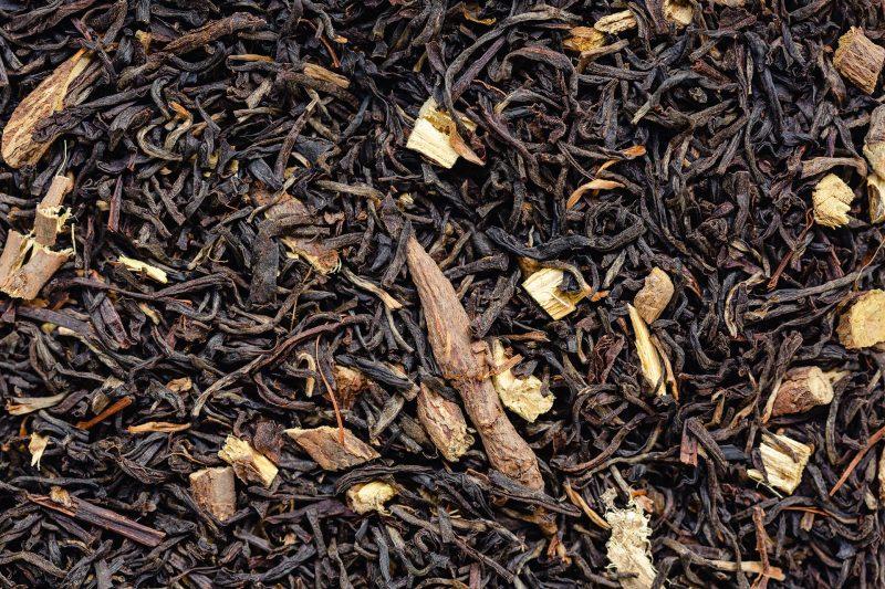 Double Black Tea Blend by Twist Teas