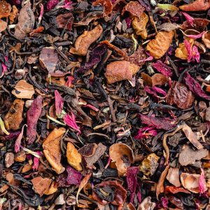 Red Velvet Oolong Tea Blend by Twist Teas