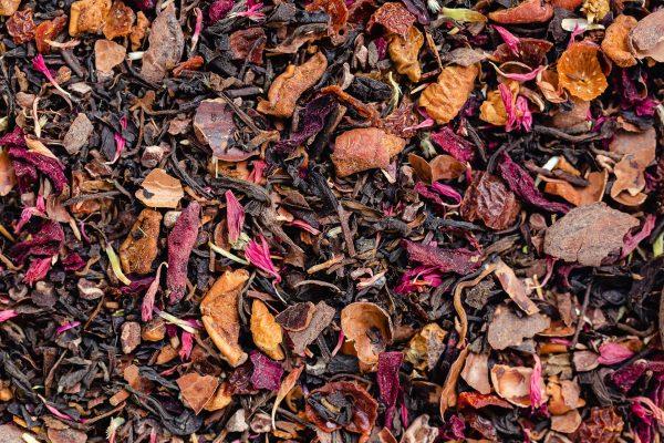 Red Velvet Oolong Tea Blend by Twist Teas