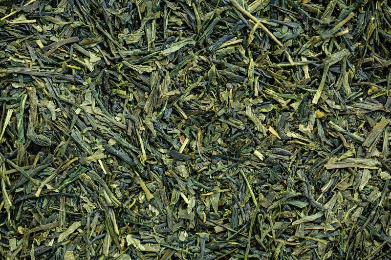 Sencha Green Tea Blend by Twist Teas