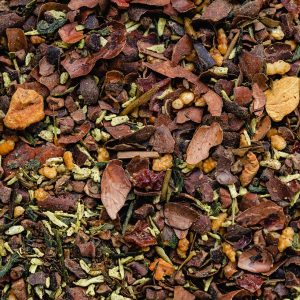 Cocoa-Nut Green Tea Blend by Twist Teas