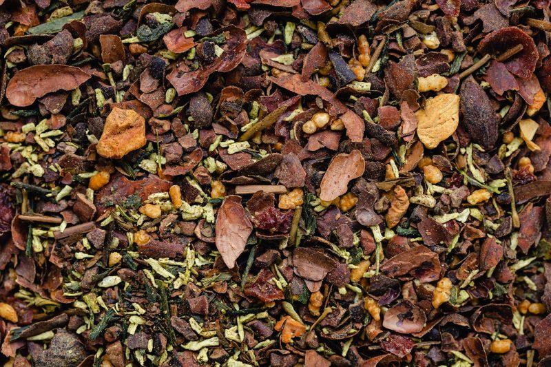 Cocoa-Nut Green Tea Blend by Twist Teas