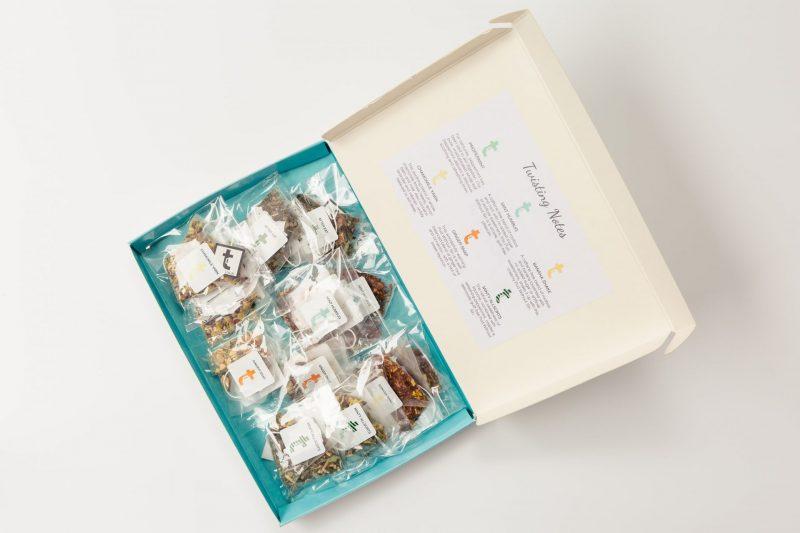 Digestifs Tasting Menu Teabags in box