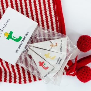 Oh Christmas Tea Stocking Filler