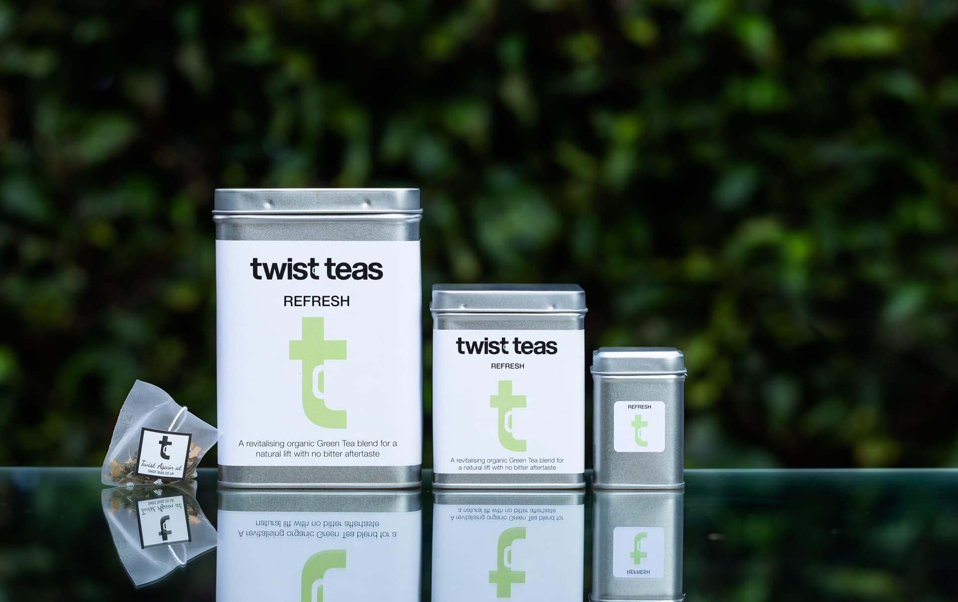 Twist Teas Refresh Tea