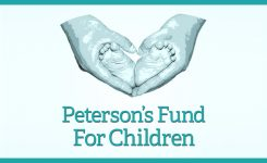 Twist Teas supports Peterson's Fund for Children