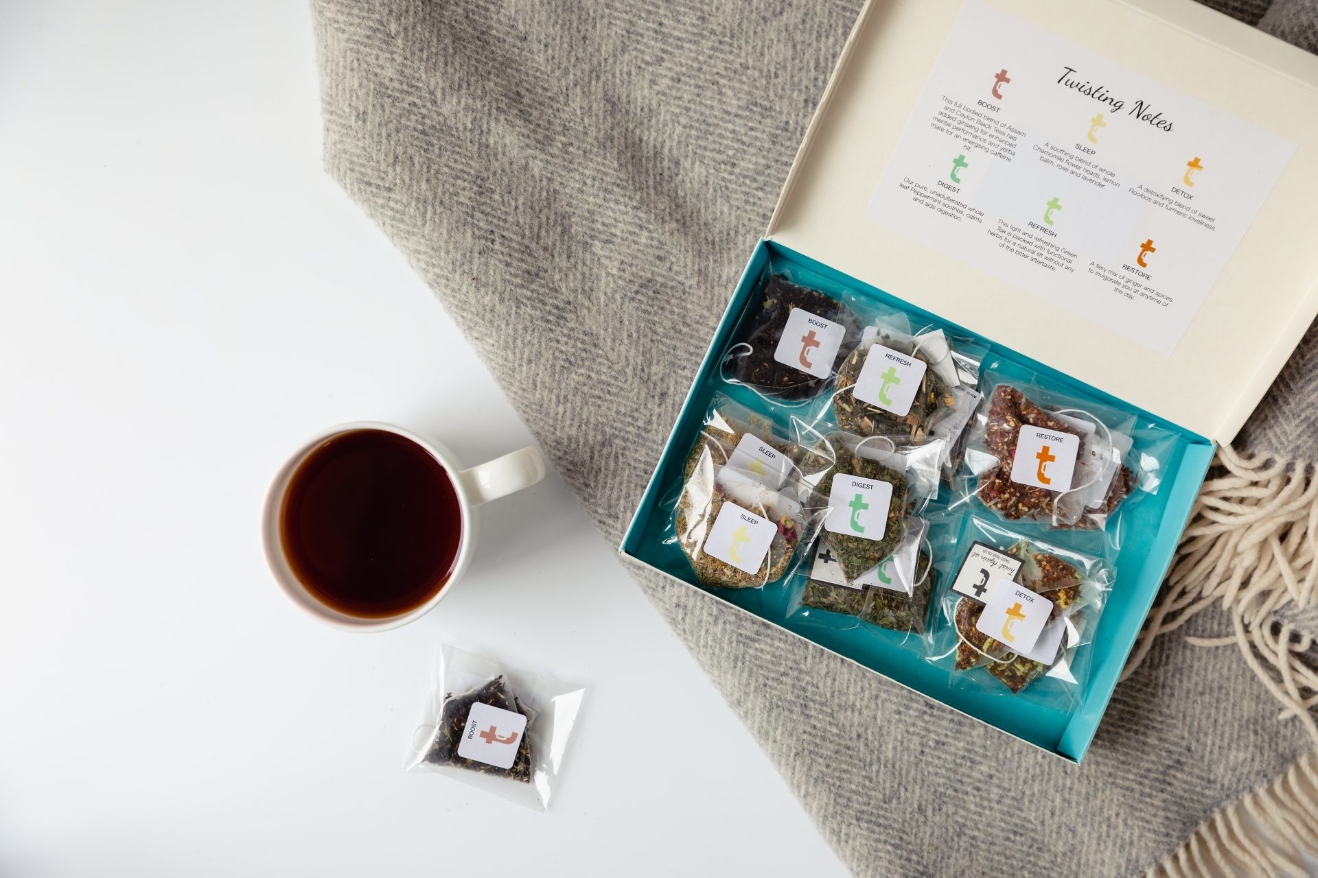 Compostable wrapping paper and ribbon: Twist's planet friendly mission
