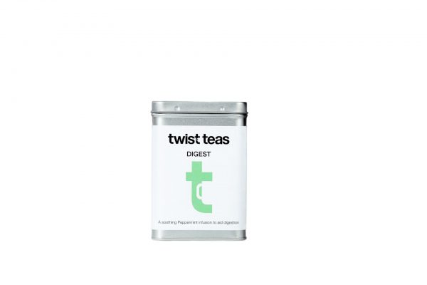 Twist Teas Digest Tea Caddy