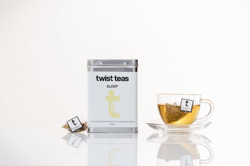Twist Teas Sleep Tea in cup