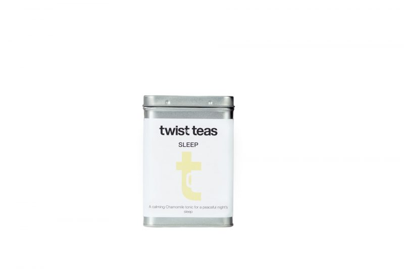 Twist Teas Sleep Tea Caddy