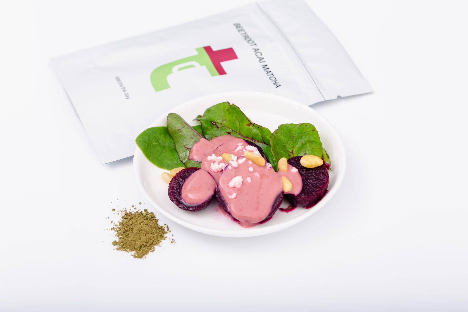Matcha Salad Dressing Ideas