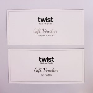 Twist Teas Gift Vouchers