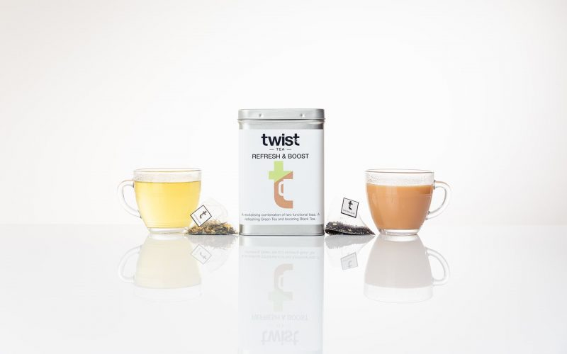 Refresh Tea & Boost Tea Buddy Caddy