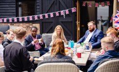 Twist Teas hosts MP to mark Kickstart rollout